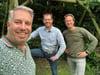 Rogier Verbeek, Bas von Pickartz en Paul van der Heijden